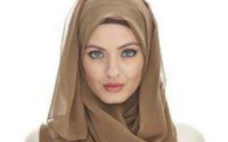 Мусульманские платки