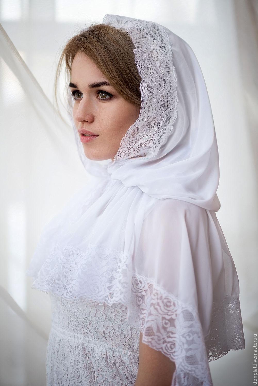 Как сшить донской платок для храма фото 762